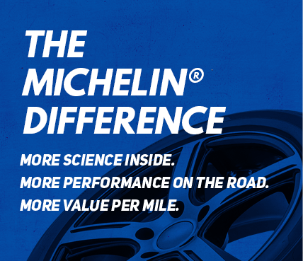 The Michelin Difference | Wilson's Tire & Auto Center