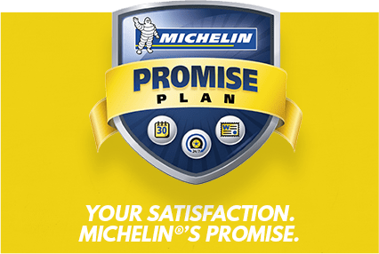 The Michelin Promise Plan | Wilson's Tire & Auto Center